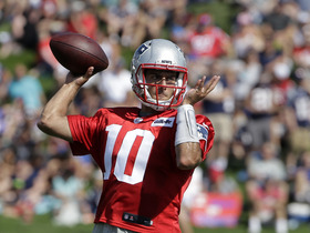 Watch: Warner: I expect Garoppolo to play well