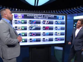 Watch: Vikings 2016 schedule outlook