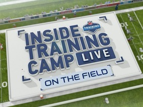 Watch: Best of Thursday's training camp