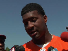 Watch: Jameis Winston: I have to stay focused and get better at everything