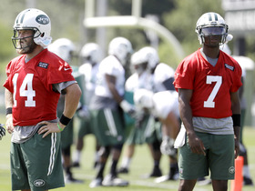 Watch: What does Fitzpatrick's signing mean for Geno Smith?