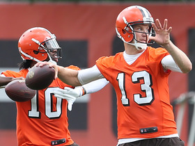 Watch: Why are the Browns waiting to name a starting QB?