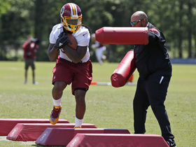 Watch: Assessing Redskins depth at running back