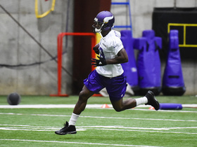 Watch: Vikings offensive focus in training camp