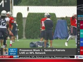 Watch: Martellus Bennett talks at Patriots Training Camp