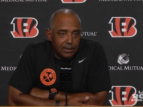 Watch: Lewis News Conference: 7/29