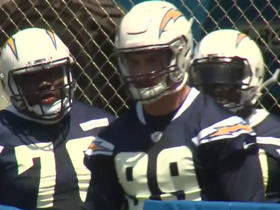 Watch: Chargers' Bosa still unsigned