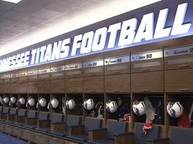 Watch: Titans Unveil New Look at Saint Thomas Sports Park