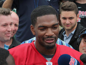Watch: Patriots Press Pass: Catching up to speed on the eve of first padded practice