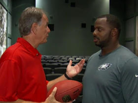 Watch: Cox: Doug Peterson is bringing the old NFL style back
