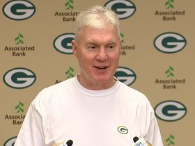 Watch: Thompson: Packers ready to take on the challenge