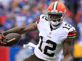 How is Josh Gordon fitting in with the Browns?