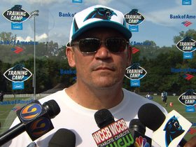 Watch: Rivera: I thought our guys handled the heat