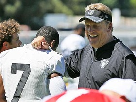 Watch: Jack Del Rio & Steve Mariucci talk Raiders 2016 expectations