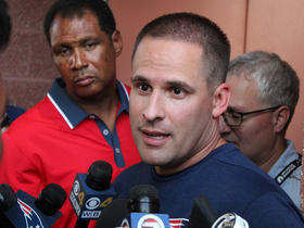 Watch: Josh McDaniels on QB preparation