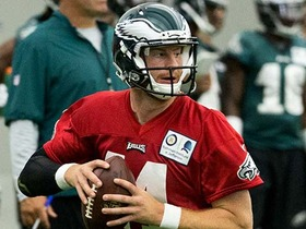 Watch: Is it crucial for Carson Wentz to play this season?