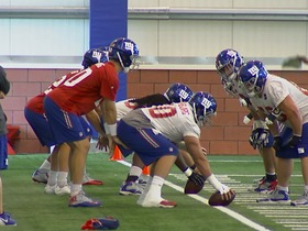 Watch: Training camp highlights: New York Giants