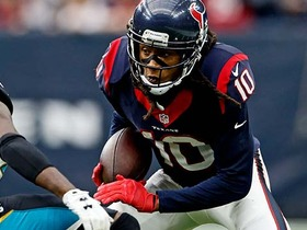 Watch: Warner on DeAndre Hopkins: I believe that he will get paid