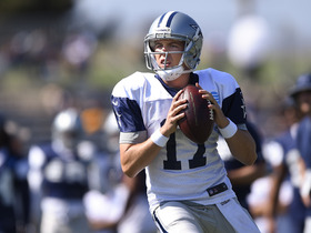 How will Cowboys replace the loss of Kellen Moore?