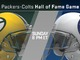 Watch: 3 Things to watch for in the Hall of Fame Game