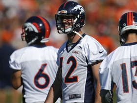 Breaking down the Broncos QB woes