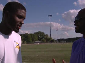 Treadwell on Vikings: This is a great group to be around
