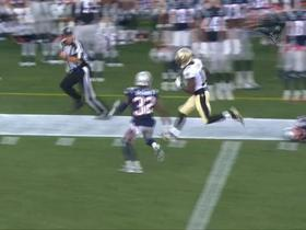 Watch: Drew Brees finds Brandin Cooks for the 37-yard gain