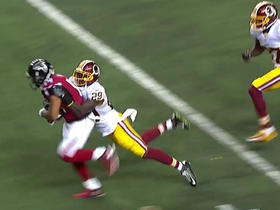 Watch: Sean Renfree hits Eric Weems for 48 yards