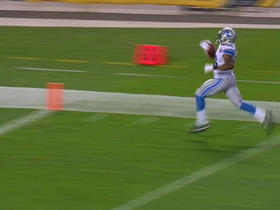 Watch: Can't-Miss Play: Dwayne Washington takes it to the house