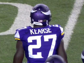 Watch: Jayron Kearse picks off Joe Licata to end game