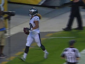 Watch: Aaron Grymes picks off Landry Jones