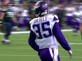 Watch: Can't-Miss Play: Marcus Sherels pick six