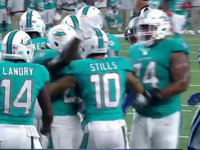 Watch: Kenny Stills touchdown grab in traffic