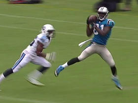 Watch: Derek Anderson finds Kevin Norwood for 8-yard TD