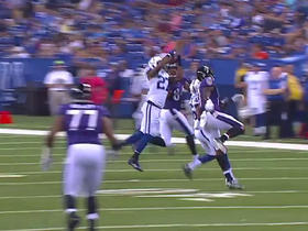 Watch: Winston Guy picks off Josh Johnson