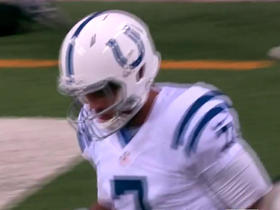 Watch: Stephen Morris scrambles right for a gain of 26 yards