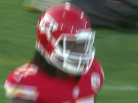 Watch: Alex Smith finds Chris Conley for 37 yards