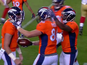 Watch: Paxton Lynch throws for an 8-yard touchdown