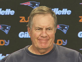 Watch: Bill Belichick 8/23: 'All three quarterbacks are extremely important'