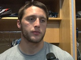 Watch: Zenner on RB competition