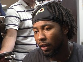 Watch: Josh Norman: 'I'm No Longer The Underdog'