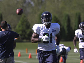 Watch: Seahawks Safety Kam Chancellor Back at Practice