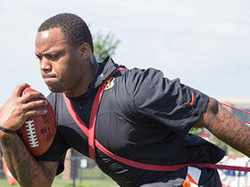 Watch: NFL UP: Jeremy Hill