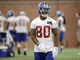 Watch: Victor Cruz returns to Giants practice