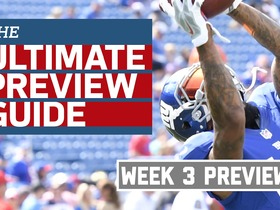 Watch: The Ultimate Preview Guide: Preseason Week 3