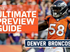 Watch: The Ultimate Preview Guide: Denver Broncos