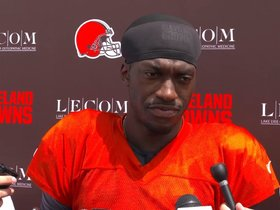 Watch: Robert Griffin III: Football is a beautiful game