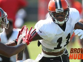 Watch: Browns Huddle: Buccaneers joint practice day 2
