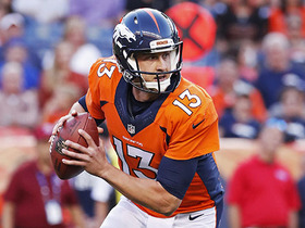 Watch: Is Broncos' starting QB job Trevor Sieminan's to lose?