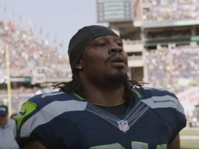 Watch: 4 and Out: Marshawn Lynch Joins Cal Football Team in Australia